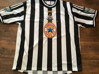 Classic Football Shirts | 1998 Newcastle United Vintage Old Jerseys
